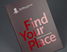 Victoria College Viewbook