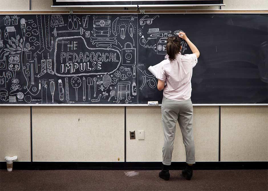 The Pedagogical Impulse — Hazel Meyer