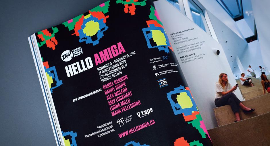 Hello Amiga Magazine Ad