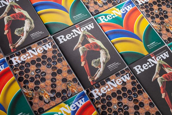 ReNew magazine covers