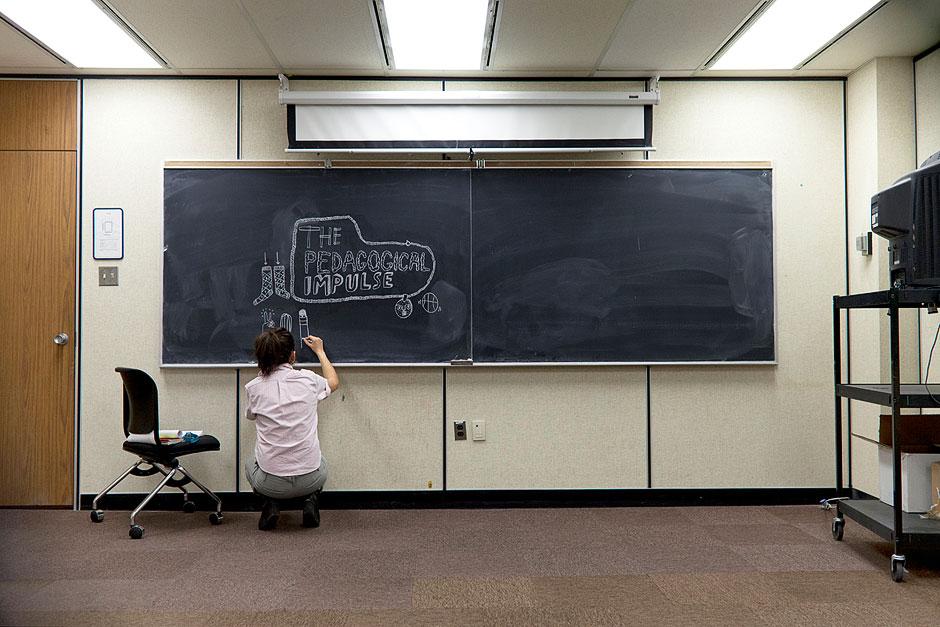 The Pedagogical Impulse Hazel Meyer illustrating