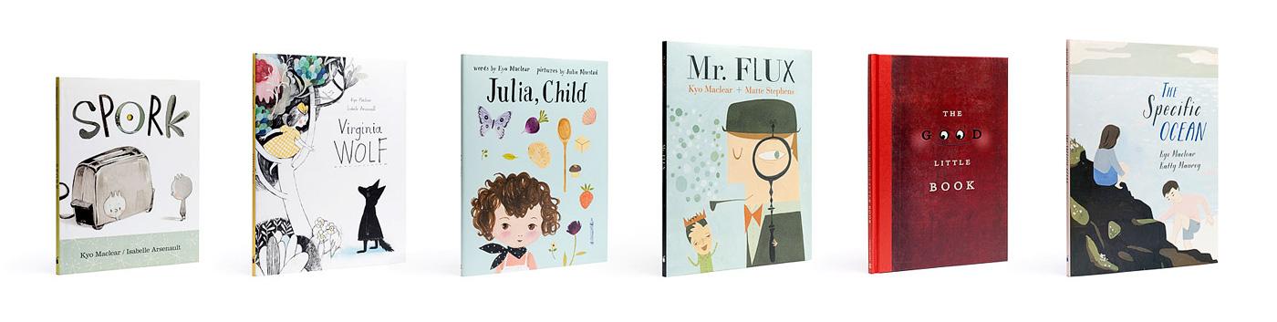 Kyo Maclear Kids Website Books