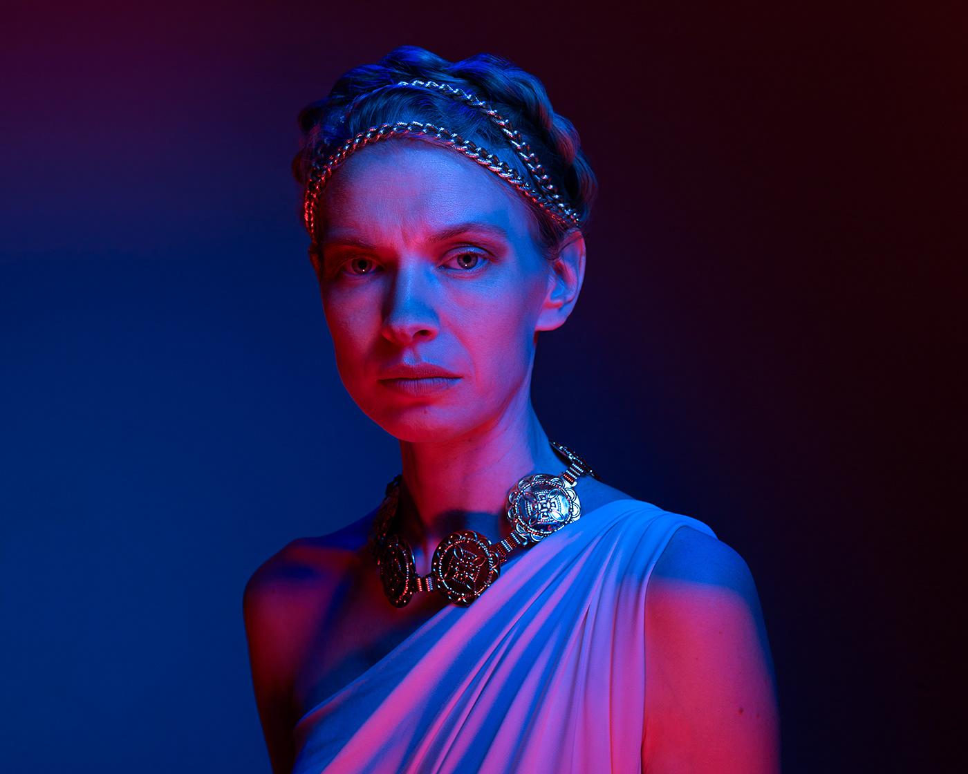 Christine Horne as Portia