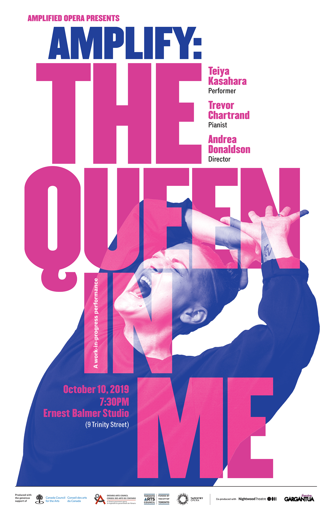 The Queen in Me poster